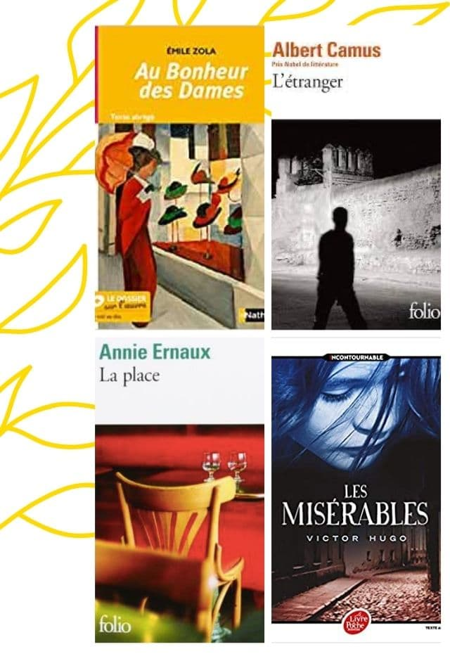best french books